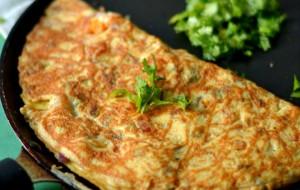 Masala - Omelet